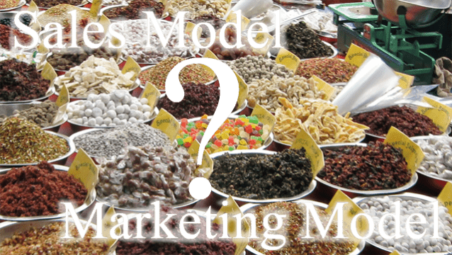 Should the mission of the church be more akin to a sales model or a marketing model? mythoughts, thoughts of God, David Reese