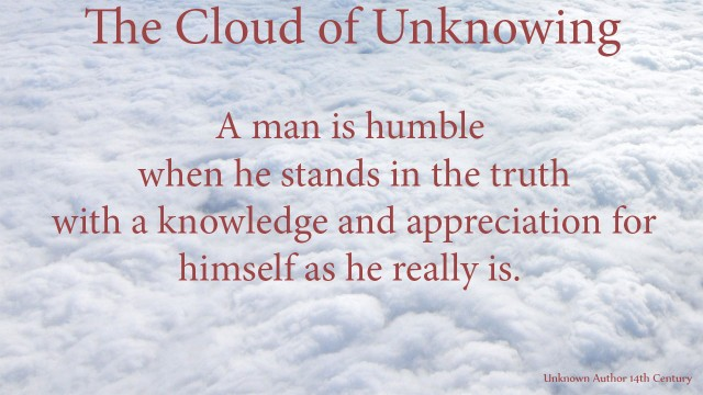A man is humble when he stands in the truth with a knowledge and appreciation for himself as he really is. mythoughts, thoughtsofgod, thoughts of God, David Reese