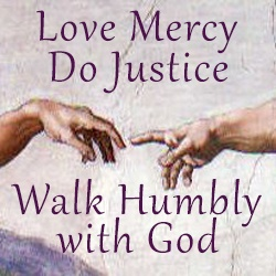 Love Mercy, Do Justice, and Walk Humbly with God, Thoughtsofgod.com, David Reese, Micah 6:8