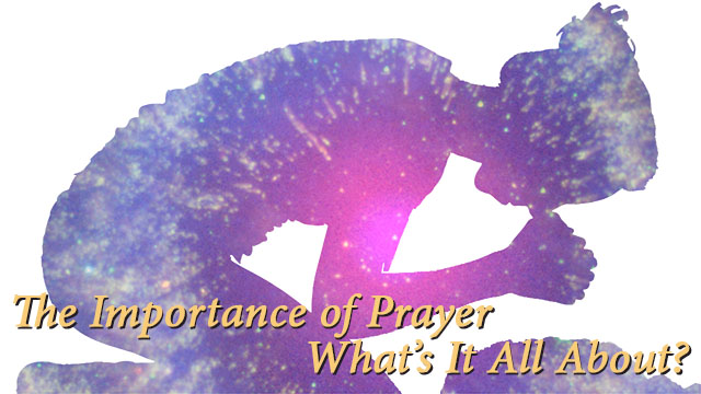 Prayer: What's It All About? A Study, mythoughts, thoughtsofgod, thoughts of God, David B. Reese