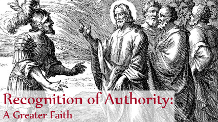 Recognition of Authority: A Greater Faith, mythoughts, thoughtsofgod, thoughts of God