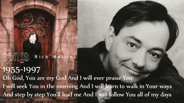 Rich Mullins & A Ragamuffin Band – 1997 (Full Broadcast)
