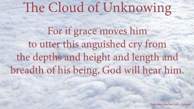 For if grace moves him to utter this anguished cry from the depths and height and length and breadth of his being, God will hear him. mythoughts, thoughtsofgod, thoughts of God, David Reese