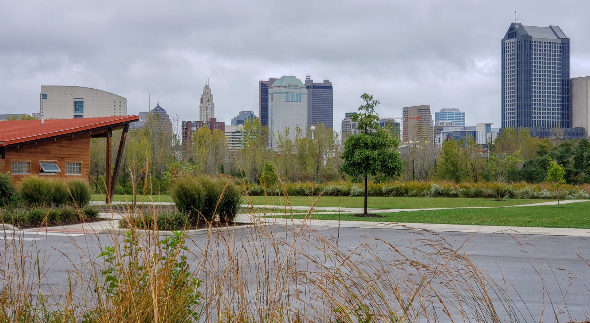Scioto Park in Columbus Ohio 2018 Oct 10 – In Photos
